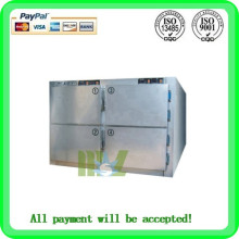 four body dead body refrigerator-MSLMR04W mortuary body refrigerators