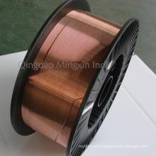 Drum Packing Mild Steel CO2 MIG Welding Wire Er70s-6 0.8mm 0.9mm 1.0mm 1.2mm 1.6mm