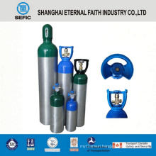 2014 High Pressure Different Sizes Industrial Oxygen Cylinder (LWH180-10-15)