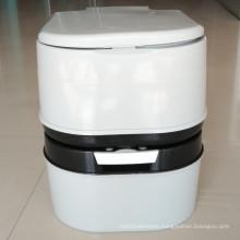 20L 24L Plastic Portable Toilet Outdoor Mobile Toilet