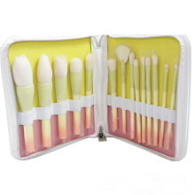 Gradient Color 14pcs Makeup Brushes Set Makeup Tools