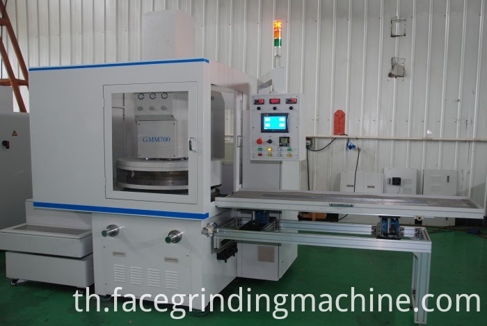 Applicated in SKF double side surface grinding machine