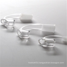 Quartz Banger for Smoking Tobacco with 90 Degree Style (ES-QZ-023)