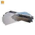 Papier d'impression de feuille de plastique transparent de PVC UV