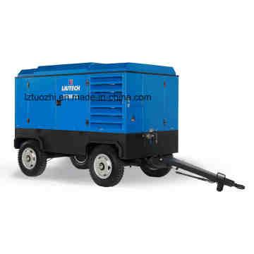 Compresor de Aire Diesel Portátil Atlas Copco-Liutech 965cfm 10bar