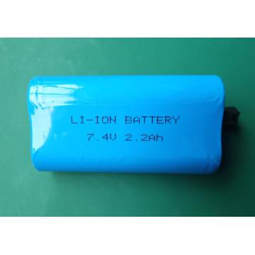 7.4V 18650 high discharge rate battery cells