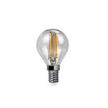 Filamento de LED luz G45-Cog 2W 220lm 2PCS filamento