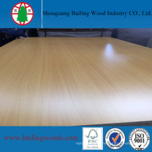Competitive Price Melamine Laminate Chipboard for Cabinet
