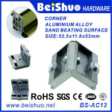 Alu-Alloy Round Hole Corner Brackets for Construction