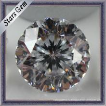 Бриллиантовая огранка 9 Сердца и 1 цветок Кубического Камня Циркония для Драгоценностей