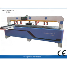 Wood drilling and milling cnc mortising machine