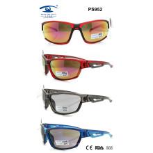Colourful Woman Man Fashion Sport Sunglasses (PS952)