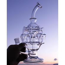 Großhandel Mothership Hitman Recycler Glas Rauchen Rohr
