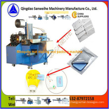 Mosquito Mat Automatic Liquid Injecting and Packing Machine