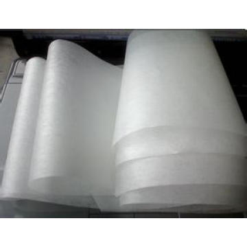Полиэстер нейлон химических Non Сплетенная Покрашенная ткань с напечатанным на ткани одежды