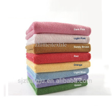 bulk Microfiber towel and house,kitchen,bathroom,furniture,car Application microfiber cleaning towel