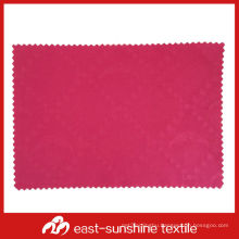 microfiber optical suede cleaning glass cloth logo print