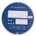 2020 hot sale membrane switch panel sticker