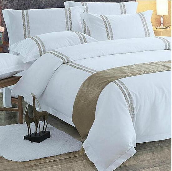 100%Cotton Motel Bed Set