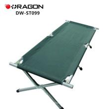 DW-ST099 Hochwertiges faltbares leichtgewichtiges Army Bett zum Verkauf