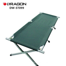 DW-ST099 de alta qualidade Folding Lightweighted Exército Bed for Sale