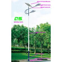 WPSRR-8003 3~15m Municipal Road Hot DIP Galvanized Steet Light Pole style