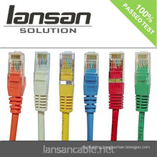 Patch Cord, CAT5E UTP, Copper, Crossover, LANSAN