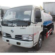 dongfeng nuevo carro de succión fecal camión tanque séptico