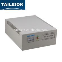 Régulateur de tension résidentielle de type slim 220V 110V pour PC, TV