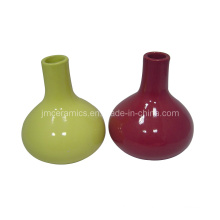 Vaso De Flor De Cerâmica