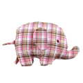 ISO9001 OEM custom made elephant wholesale animal stuffed plush toy