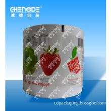 plastic roll film KPET/OPP  for biscuit