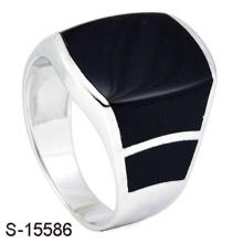 Novo design de moda jóias anel de prata 925