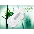 Bamboo Charcoal Sanitary Towels With Wings
