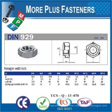 Made in Taiwan DIN 929