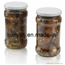 Suillus enlatado marinado com alta qualidade
