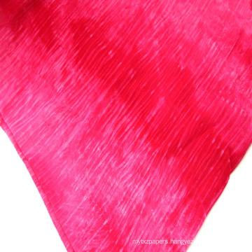 Best selling wholesale 100%rayon tie dye crincle fabrics