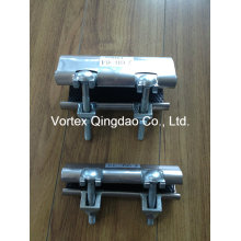 Stainless Snap Repair Clamp for PVC/PE/Di
