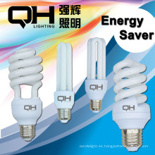 Alta calidad 2U, 3U, 4U, 5U/CFL lámparas lámparas de ahorro