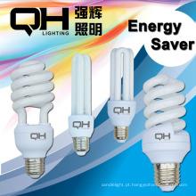 Alta qualidade 2U, 3U, 4U, 5U lâmpadas CFL/lâmpadas de poupança de energia