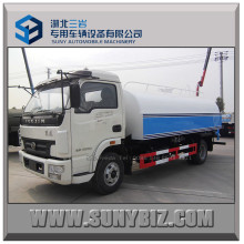 Iveco Yuejin Light Truck 3000L Water Cart Water Tank Truck