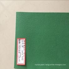 500gram Green Heavy duty Rip-poly PVC coated tarpaulin