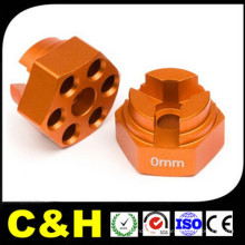 High Precision Steel Aluminum Brass CNC Turning Parts for Motorcycle