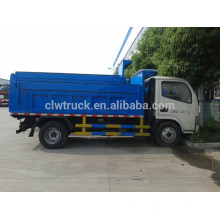 dongfeng 3m3 small garbage truck,4x2 china garbage truck