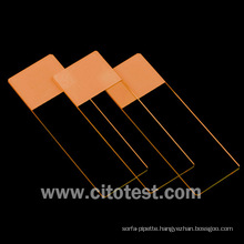Color Microscope Slides (0304-6101-10)