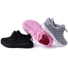 Niños promocionales ocasionales ata para arriba los zapatos