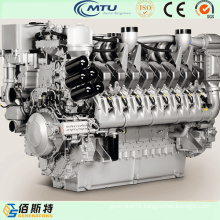 1000kVA/800kw Mtu Diesel Generator with Germany Original Mtu Engine