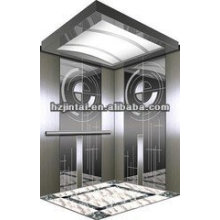 OTSE fancy big stainless steel / hairline passenger elevator