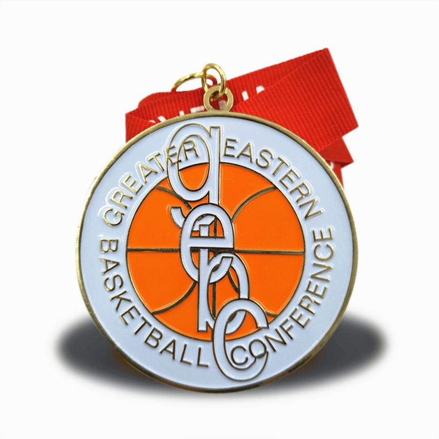 Custom Basketball Medal