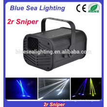 stage effect light 2r sniper dj scanner 3D effect night light lamp